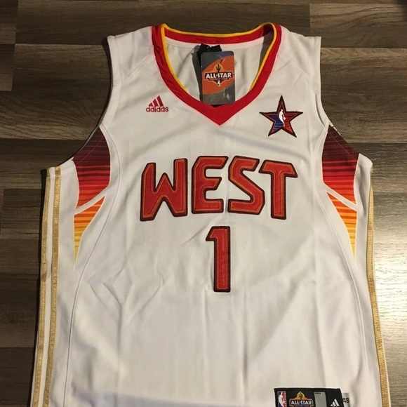 39c69cc3741 adidas Shirts | All Star Game Amare Stoudemire Nba Jersey Mens L ...